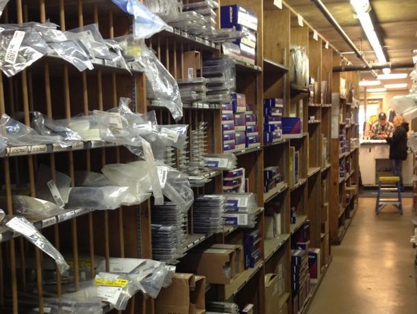 GM Spare Parts