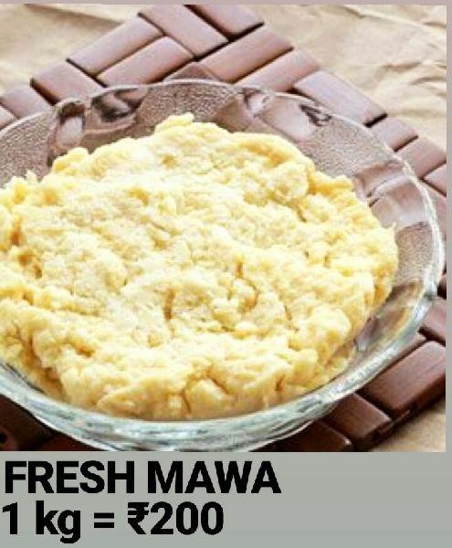Fresh Mawa