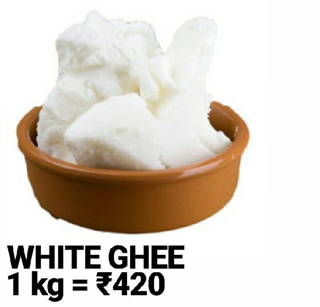 Pure White Ghee
