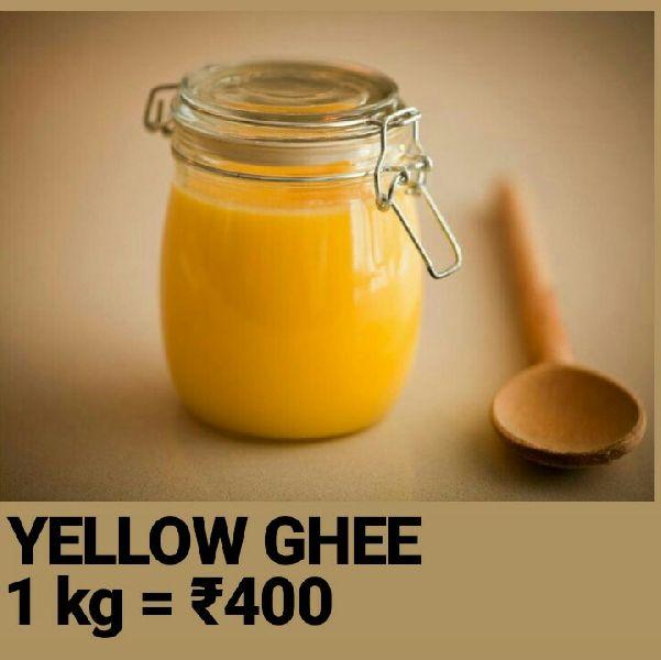 Pure Yellow Ghee
