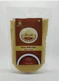 Proso Millet Rice
