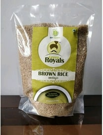 Brown Sona Masoori Rice
