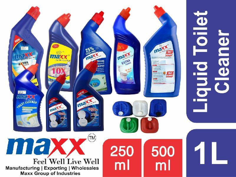 Liquid Toilet Cleaners