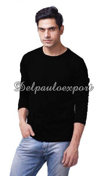 Mens Full Sleeve  T-Shirt