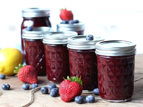 Canned Fruit Jam