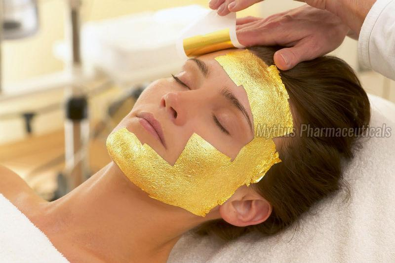 Twenty Four Carat Gold Facial Kit