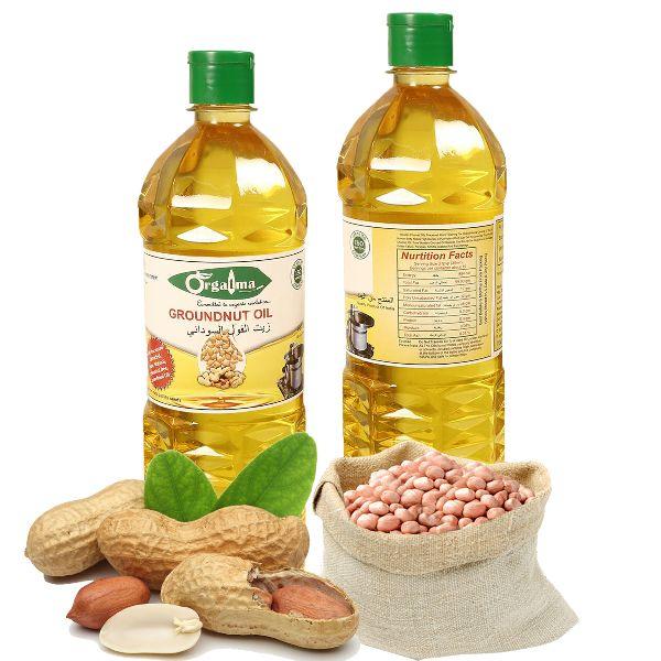 5 Ltr Groundnut Premium Oil