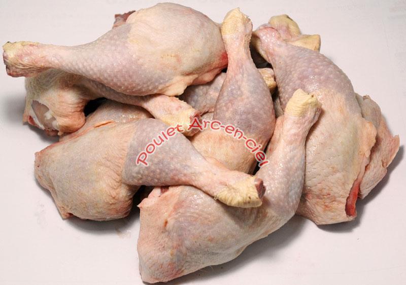Frozen Chicken Thigh