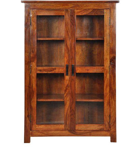 Mango Wood Bookshelves