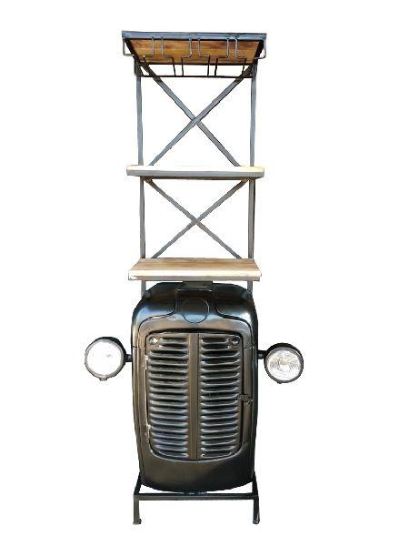 Mango Wood Tractor Display Unit