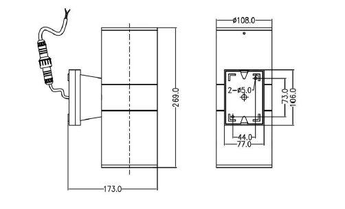 Product Dimension (Unit:MM)