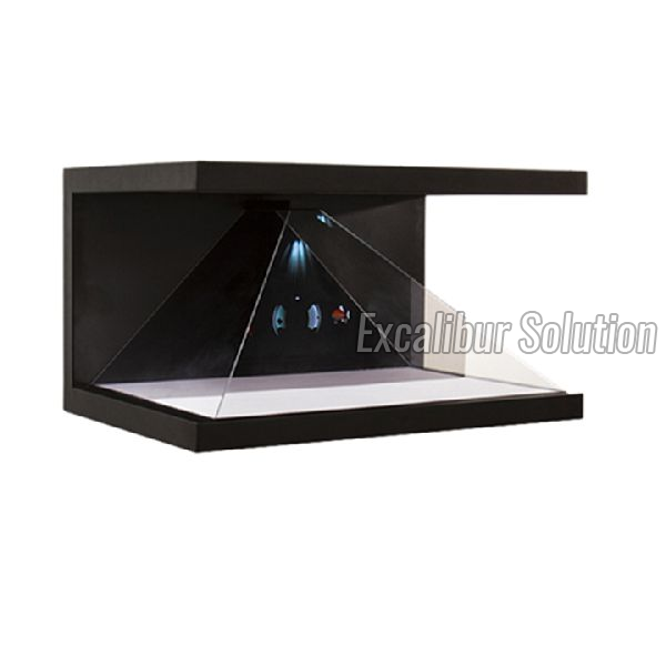 55 Inch 3D Holographic Display