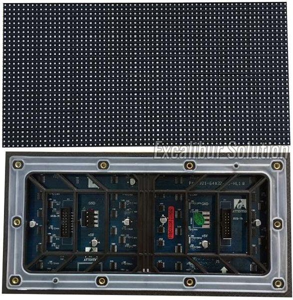 P4  Outdoor LED Cabinet