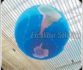 Spherical LED Screen