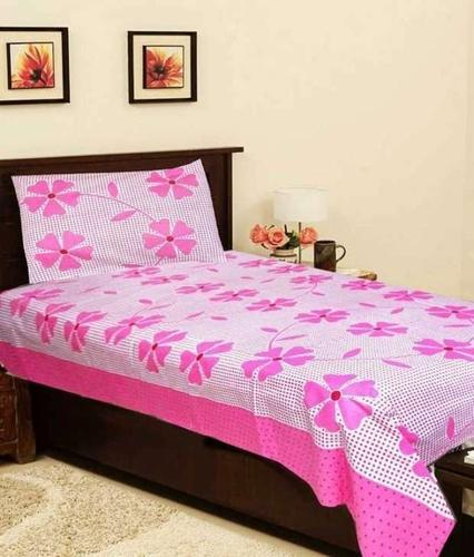 Cotton Single Bed Sheets