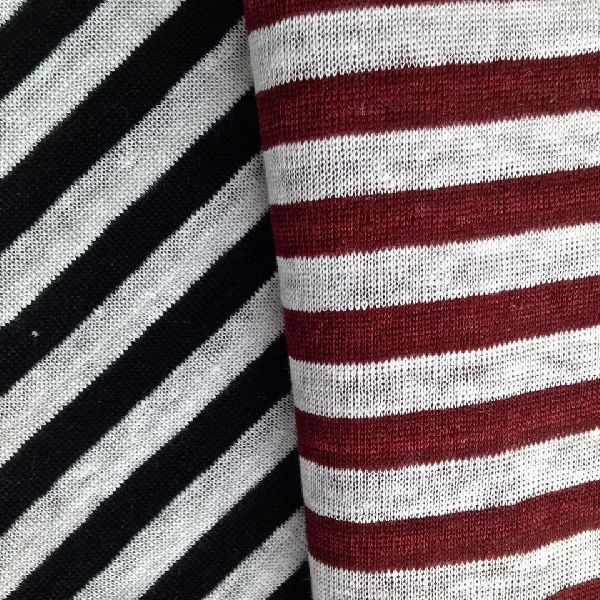 Linen Knitted Fabric