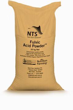 NTS Fulvic Acid Powder 01