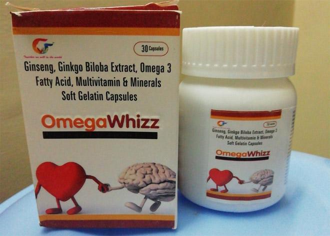 Omega Whizz Capsule