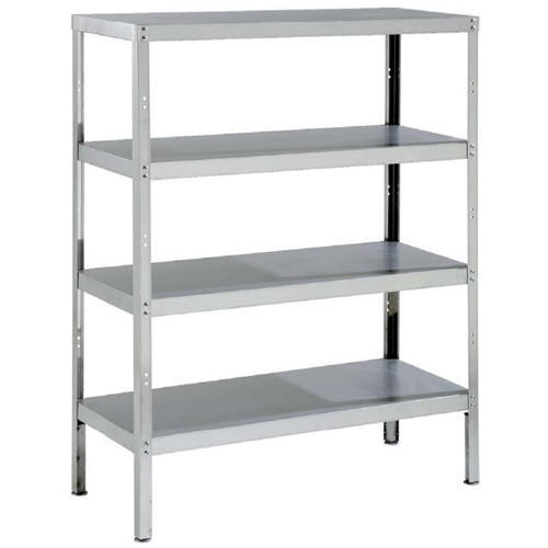 4 Tier Stainless Steel Rack