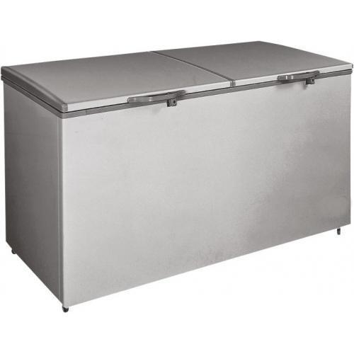 Stainless Steel Deep Freezer