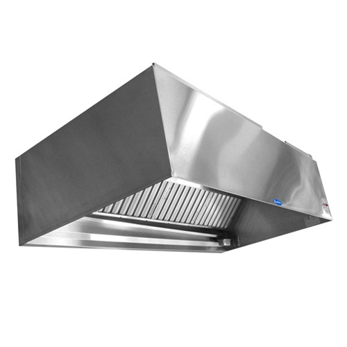Stainless Steel Exhaust Hood