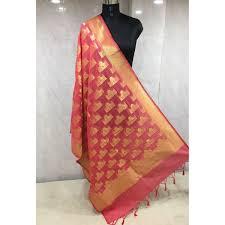 Semi Silk Dupatta
