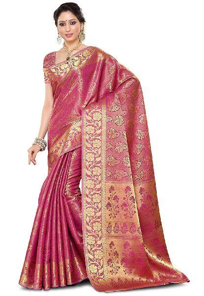 Silk Banarasi Sarees