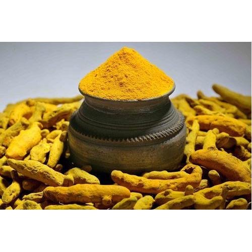Dried Turmeric Powder