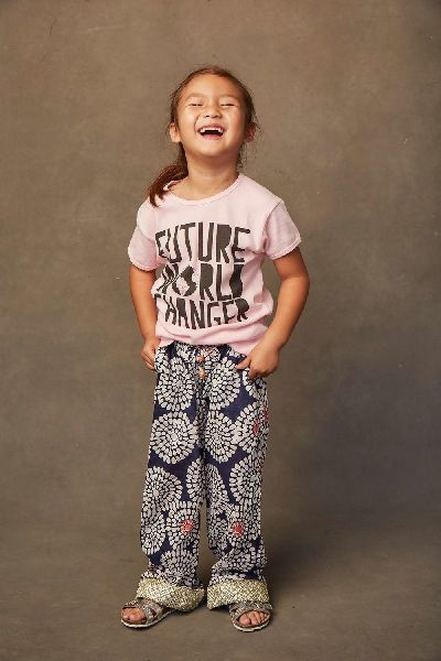 Girls Printed T Shirts