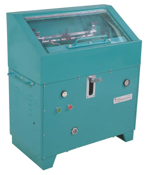 Single Roller Top Degreasing Machine