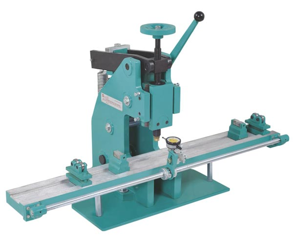 Fluted Roller Truing Machine
