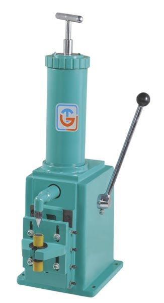 Vertical Top Roller Greasing Machine
