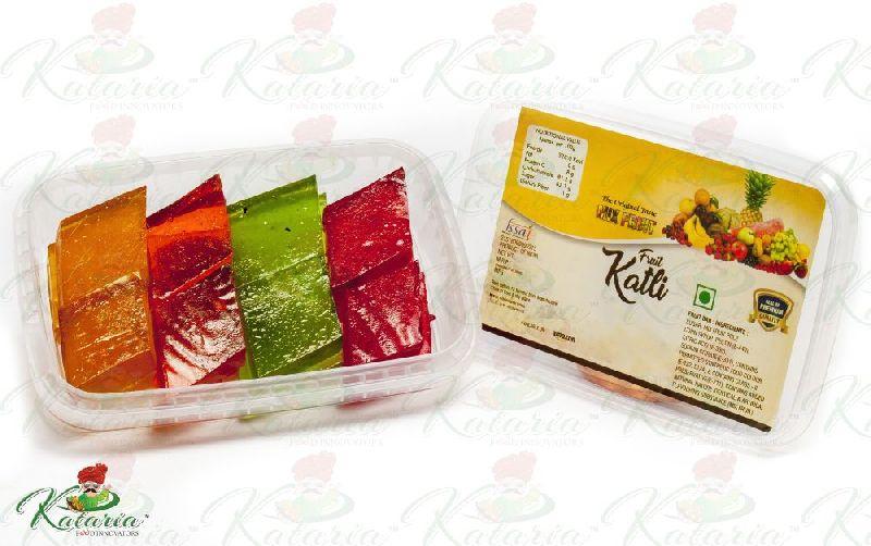 Mix Fruit Katli