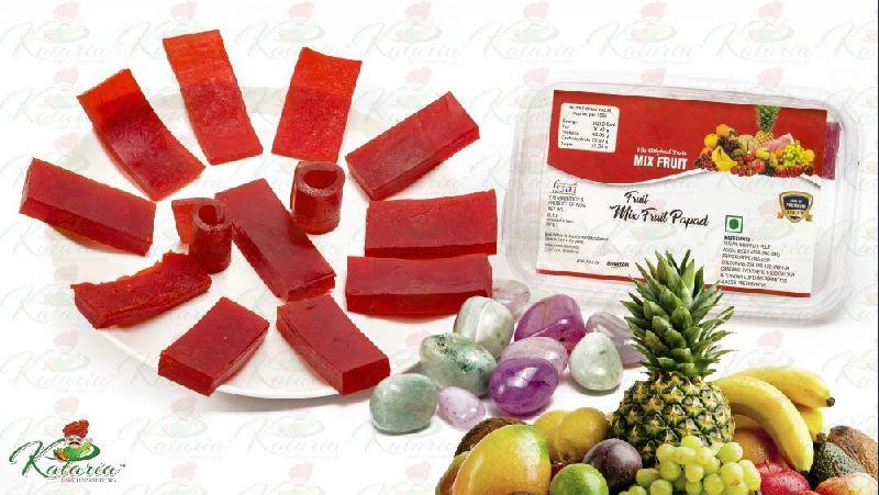 Mix Fruit Papad