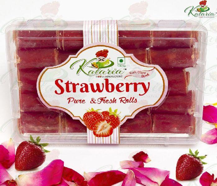 Strawberry Rolls