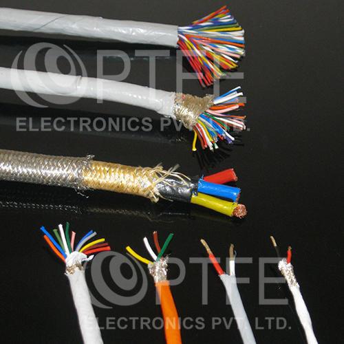 Teflon Multi Core Cable