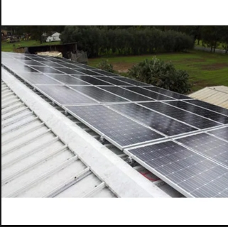 Solar Rooftop Panel Fabrication Services