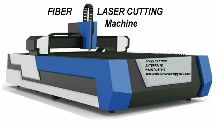 CNC Laser Cutting Machine 02