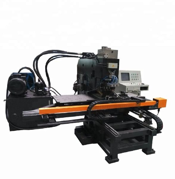 CNC Tube Punching Machine 04