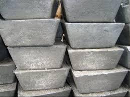 Lanthanum Metal Ingots