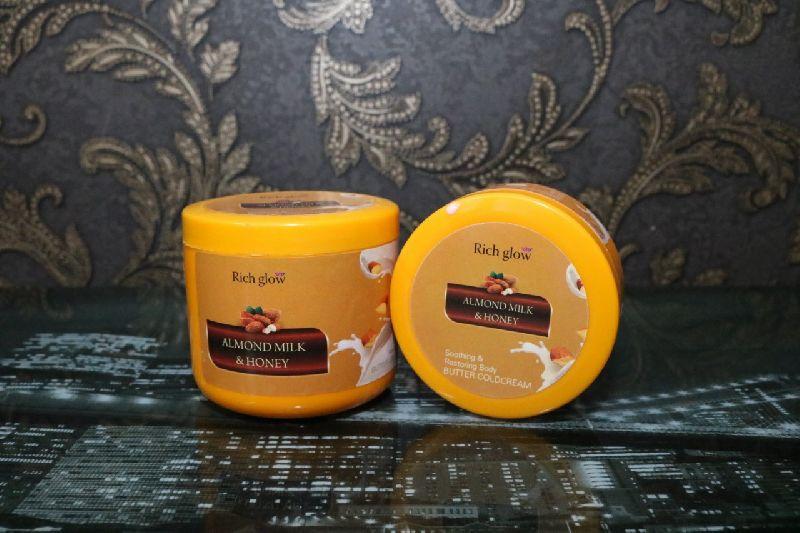 Almond Milk & Honey Butter Cold Cream