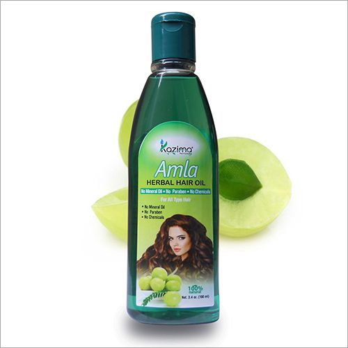 Amla Herbal Hair Oil