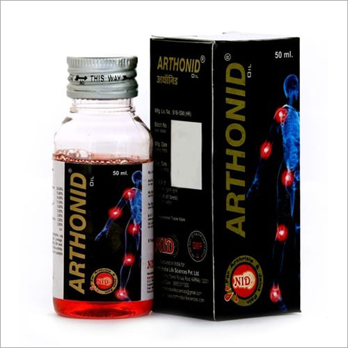 Arthonid Pain Relief Oil