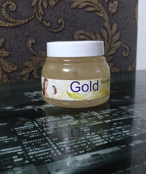 Gold Facial Gel