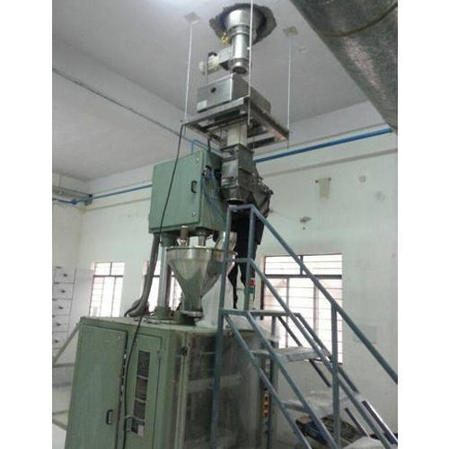 Gravity Feed Metal Detection System