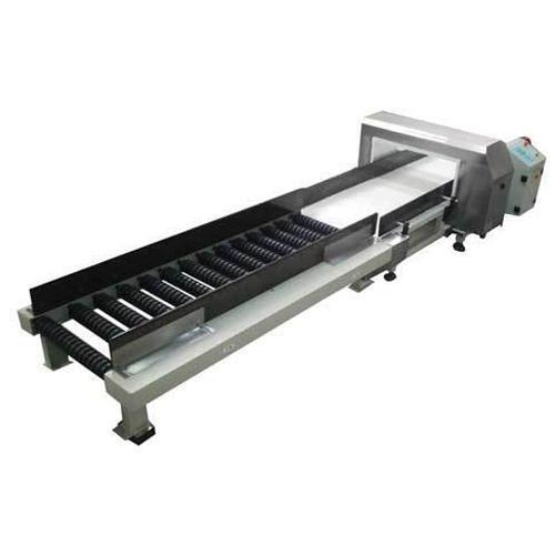 Infeed Roller Metal Detector