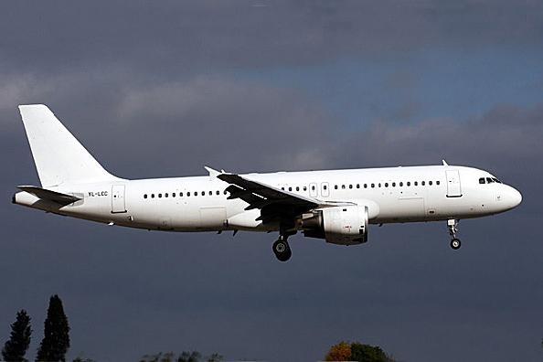 A320 charter