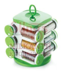 12 Piece Spice Rack