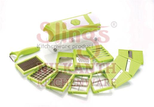 16 in 1 Vegetable Slicer