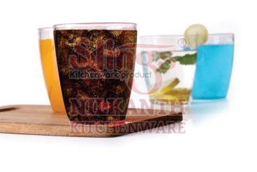 Soft Drink Drinking Glass